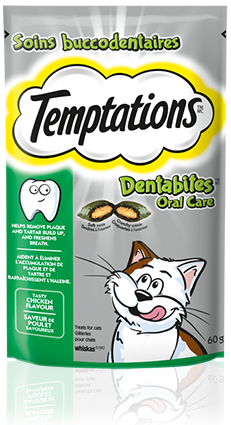 TEMPTATIONS™ Dentabites™ Oral Care treats